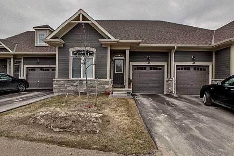 Condo for sale at 43 Kari Cres Collingwood Ontario - MLS: S4721075