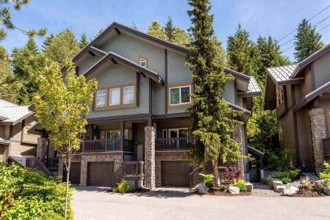 Townhouse for sale at 4501 Blackcomb Wy Unit 16 Whistler British Columbia - MLS: R2475935