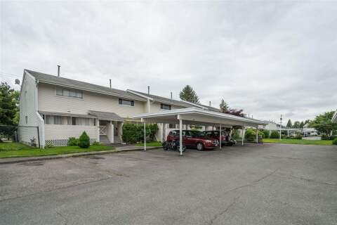 Townhouse for sale at 45215 Wolfe Rd Unit 16 Chilliwack British Columbia - MLS: R2458118