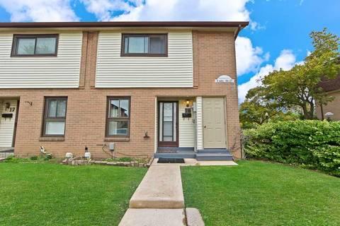 Condo for sale at 46 Dearbourne Blvd Unit 16 Brampton Ontario - MLS: W4594485