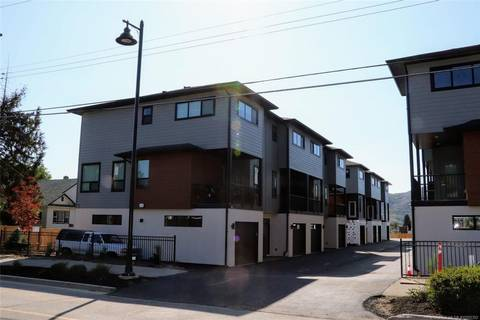 Townhouse for sale at 4602 20 St Unit 16 Vernon British Columbia - MLS: 10202352