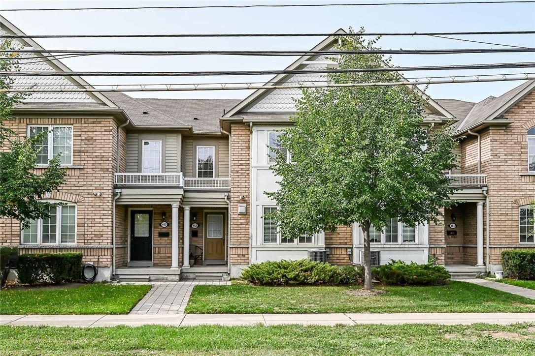 Townhouse for sale at 462 Beach Blvd Unit 16 Hamilton Ontario - MLS: H4088188