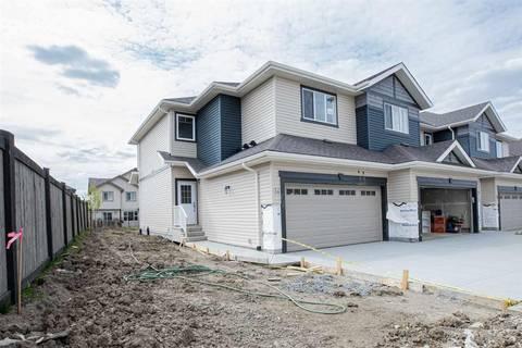 Townhouse for sale at 4835 Wright Dr Sw Unit 16 Edmonton Alberta - MLS: E4160065