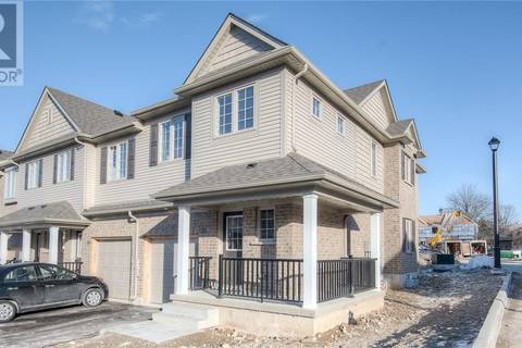 Townhouse for sale at 50 Pinnacle Dr Unit 16 Kitchener Ontario - MLS: 30731968
