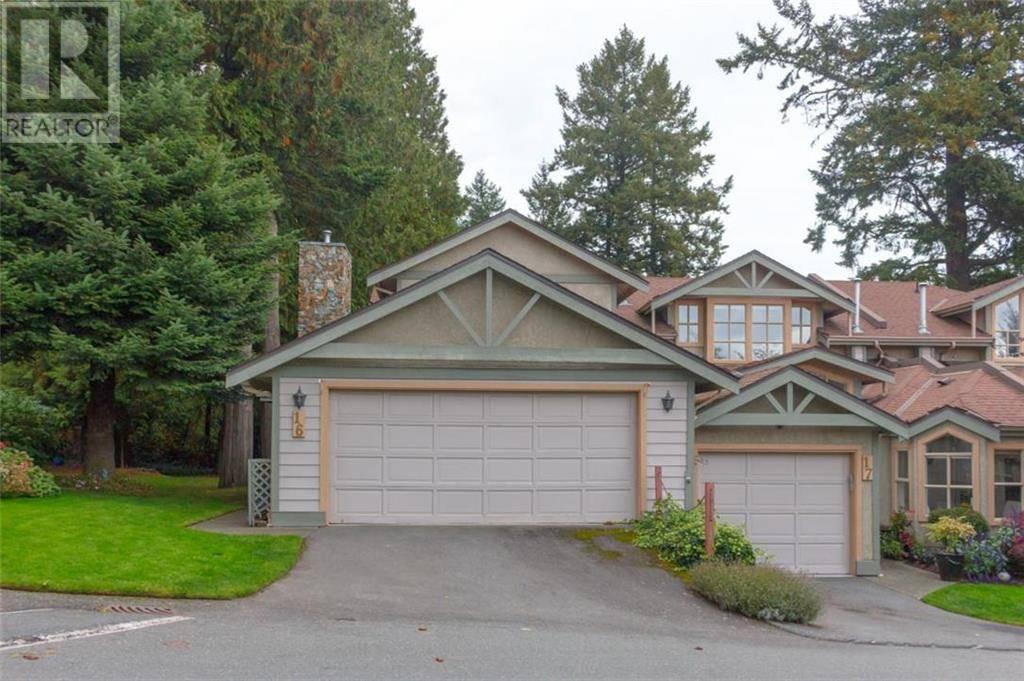 Townhouse for sale at 500 Marsett Pl Unit 16 Victoria British Columbia - MLS: 418876