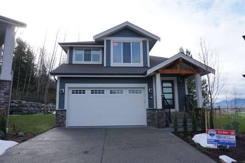 House for sale at 50634 Ledgestone Pl Unit 16 Chilliwack British Columbia - MLS: R2402278