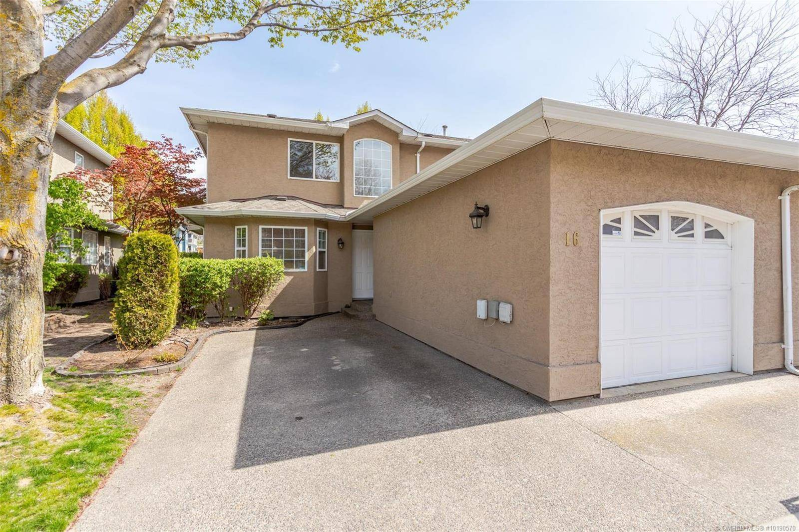 Townhouse for sale at 545 Glenmeadows Rd Unit 16 Kelowna British Columbia - MLS: 10190570