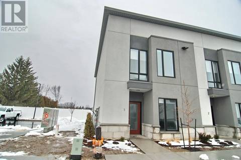 Townhouse for rent at 550 Sandison  Unit 16 Windsor Ontario - MLS: 20000939
