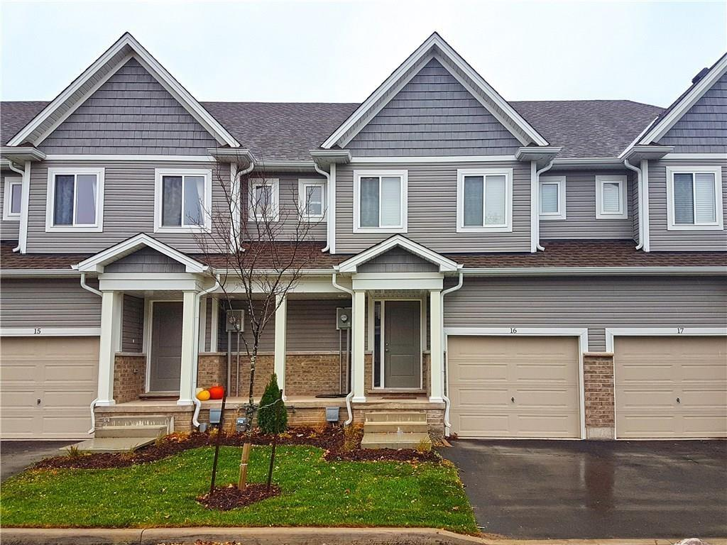 Buliding: 60 Canterbury Drive, St Catharines, ON