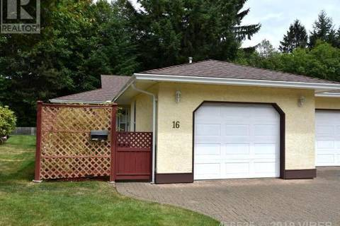Townhouse for sale at 605 Rockland Rd Unit 16 Campbell River British Columbia - MLS: 456535