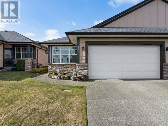 Townhouse for sale at 611 Hilchey Rd Unit 16 Campbell River British Columbia - MLS: 466922