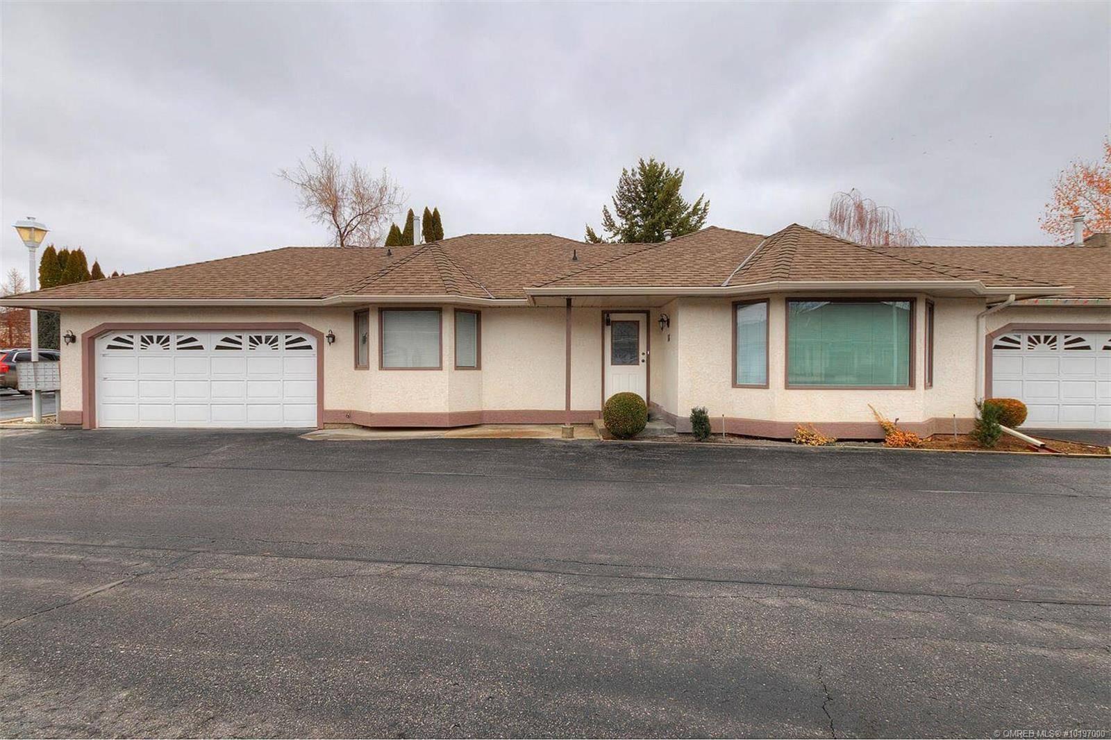Townhouse for sale at 715 Barrera Rd Unit 16 Kelowna British Columbia - MLS: 10197000