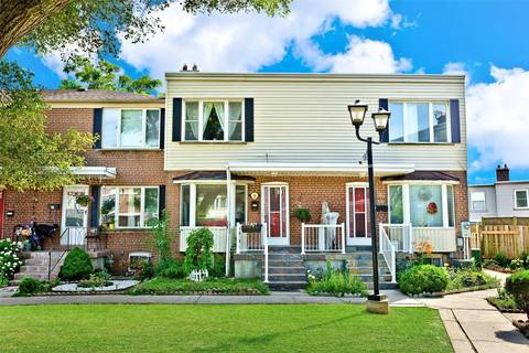 Townhouse for sale at 740 Kennedy Rd Unit 16 Toronto Ontario - MLS: E4555192