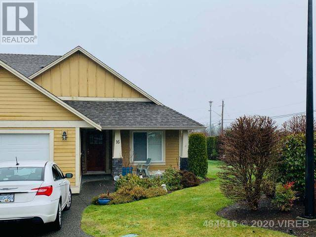 Townhouse for sale at 769 Merecroft Rd Unit 16 Campbell River British Columbia - MLS: 464616