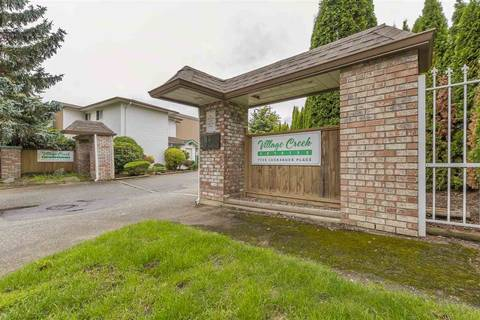 Townhouse for sale at 7715 Luckakuck Pl Unit 16 Sardis British Columbia - MLS: R2406616