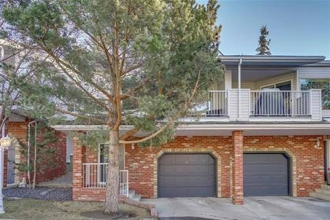 Townhouse for sale at 8020 Silver Springs Rd Northwest Unit 16 Calgary Alberta - MLS: C4282588
