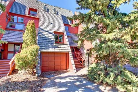 Townhouse for sale at 828 Coach Bluff Cres Southwest Unit 16 Calgary Alberta - MLS: C4237297