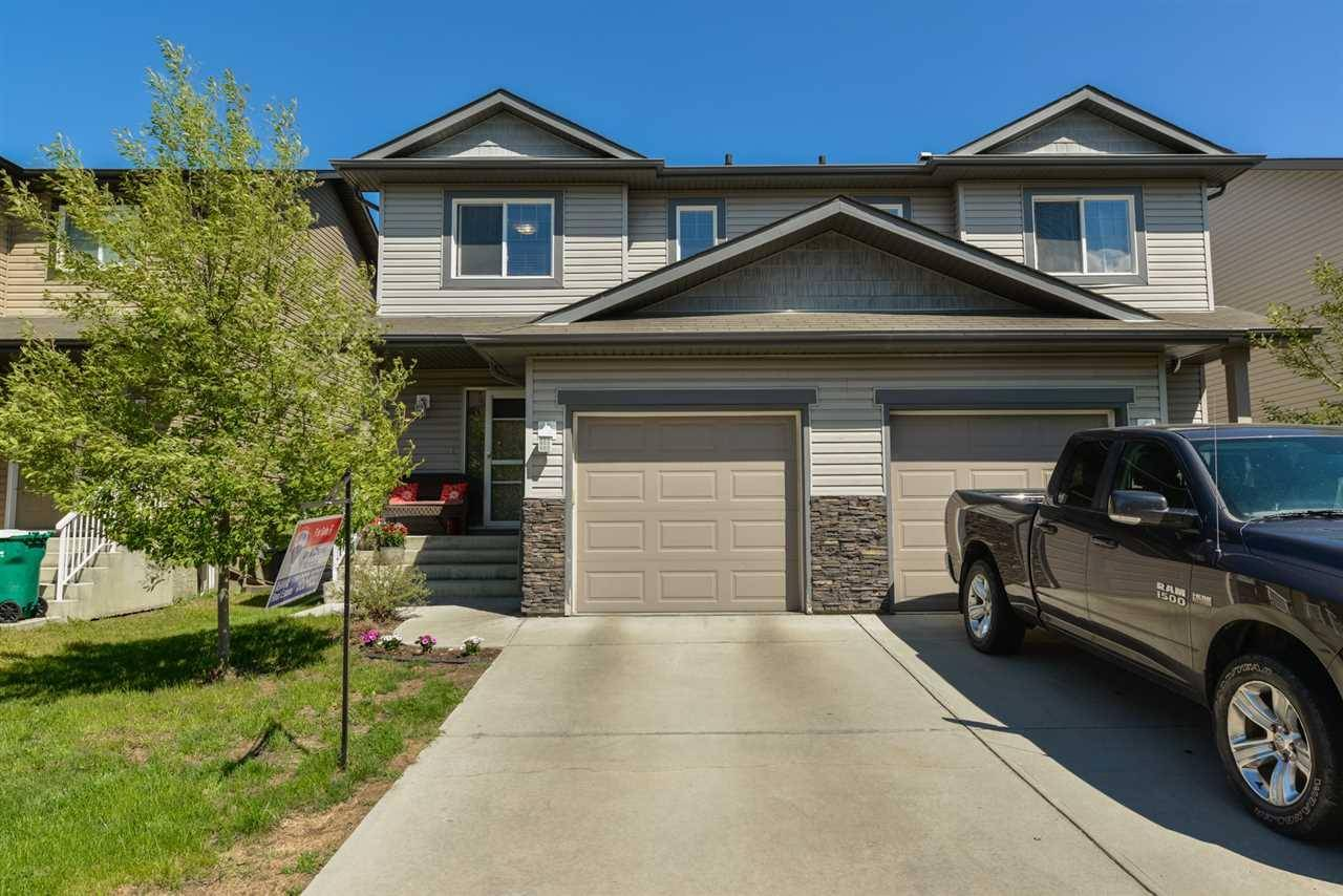 Townhouse for sale at 85 Spruce Village Dr W Unit 16 Spruce Grove Alberta - MLS: E4155002