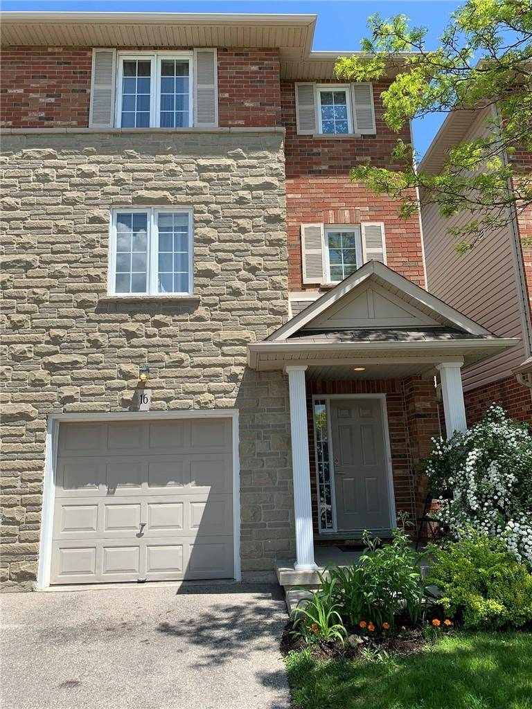 Townhouse for sale at 876 Golf Links Rd Unit 16 Ancaster Ontario - MLS: H4061631
