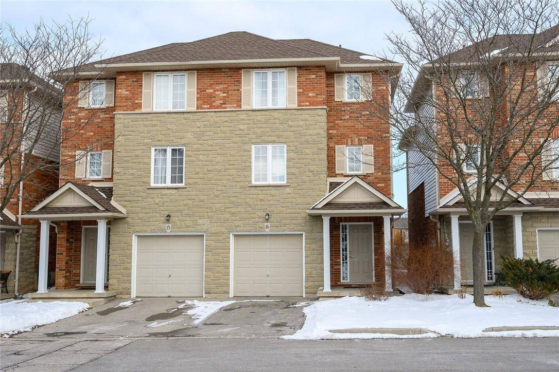 Townhouse for sale at 876 Golf Links Rd Unit 16 Ancaster Ontario - MLS: H4072691