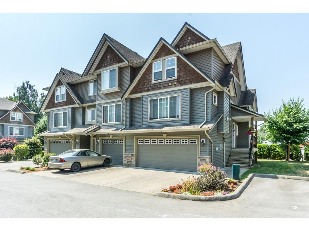 For Sale: 16 - 8880 Nowell Street, Chilliwack, BC | 3 Bed, 3 Bath Townhouse for $449,900. See 12 photos!