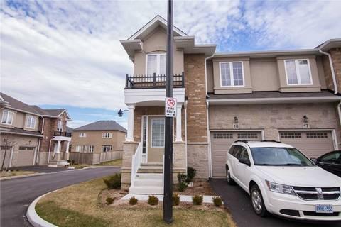 Townhouse for sale at 90 Raymond Rd Unit 16 Hamilton Ontario - MLS: X4401741