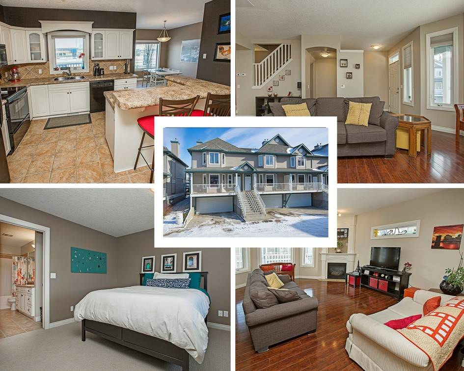 For Sale: 16 - 903 Rutherford Road, Edmonton, AB   2 Bed, 3 Bath Townhouse for $316,900. See 28 photos!