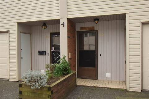 Townhouse for sale at 9446 Hazel St Unit 16 Chilliwack British Columbia - MLS: R2406401