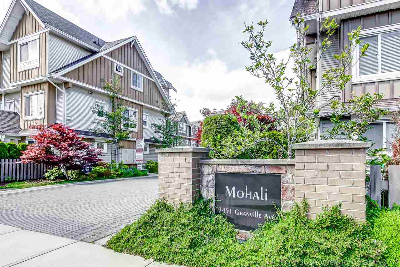 Sold: 16 - 9451 Granville Avenue, Richmond, BC