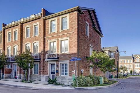 Townhouse for sale at 16 Adam Oates Hts Toronto Ontario - MLS: W4604043