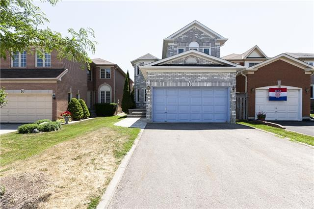 For Sale: 16 Alaskan Summit Court, Brampton, ON | 4 Bed, 4 Bath House for $829,000. See 20 photos!