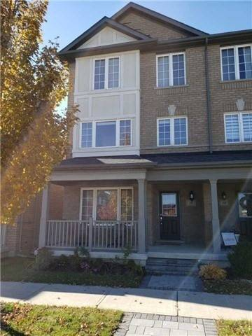 Townhouse for rent at 16 Albert Lewis St Markham Ontario - MLS: N4650012