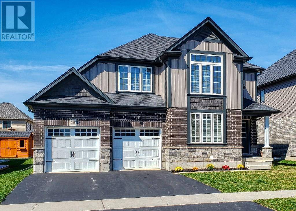 House for sale at 16 Anderson Crescent Cres Stratford Ontario - MLS: 30767445