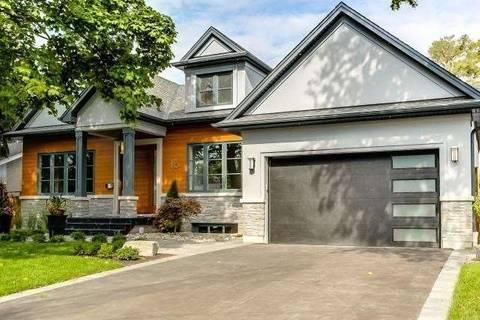 House for sale at 16 Ashwood Cres Toronto Ontario - MLS: W4389513