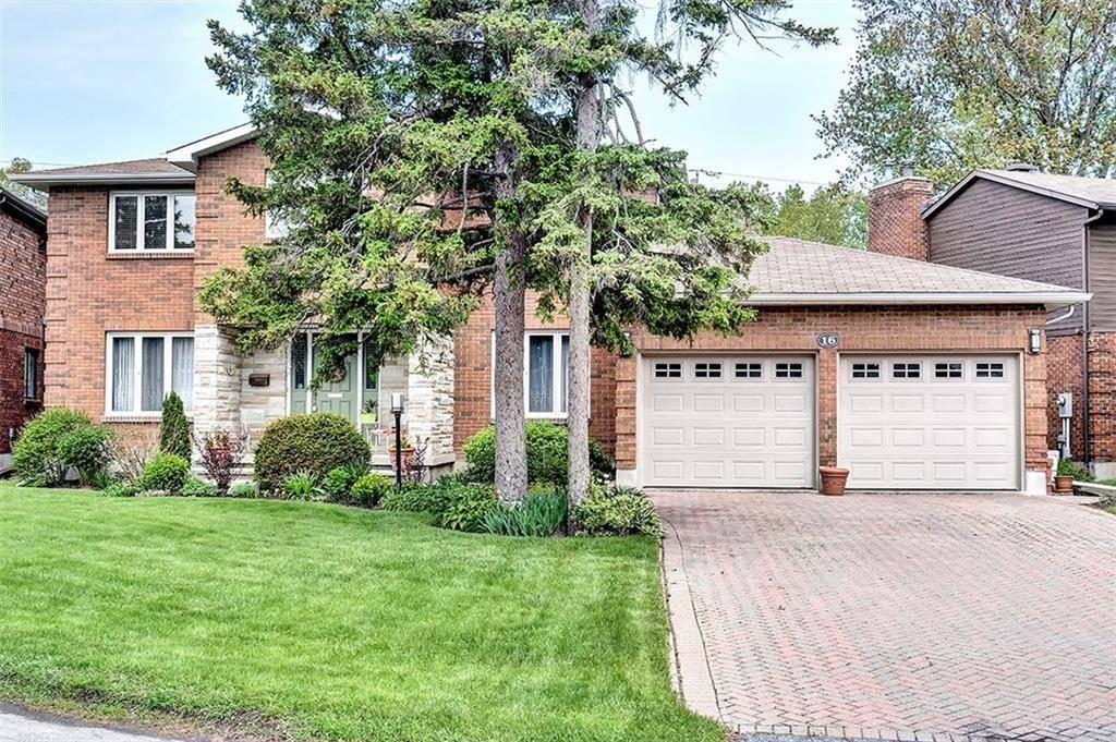 House for sale at 16 Aspen Gr Ottawa Ontario - MLS: 1169571