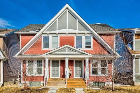 Townhouse for sale at 16 Auburn Crest Ln Southeast Calgary Alberta - MLS: C4289664