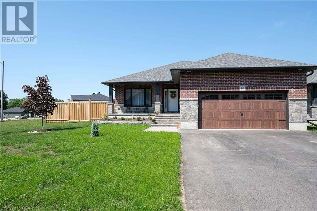 House for sale at 16 Autumn Gr Quinte West Ontario - MLS: 263782