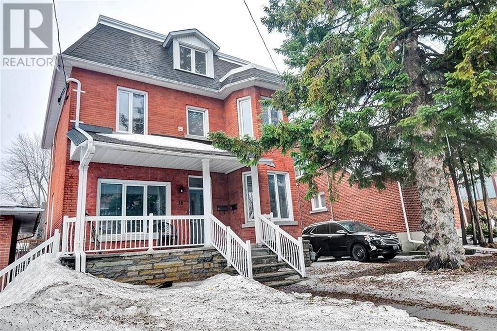 Townhouse for sale at 16 Beckwith Rd Ottawa Ontario - MLS: 1186896