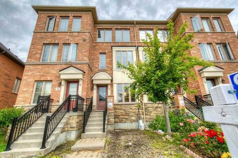 Townhouse for sale at 16 Belanger Cres Toronto Ontario - MLS: E4549464