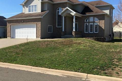 House for sale at 16 Bellerose Ct Moncton New Brunswick - MLS: M120611