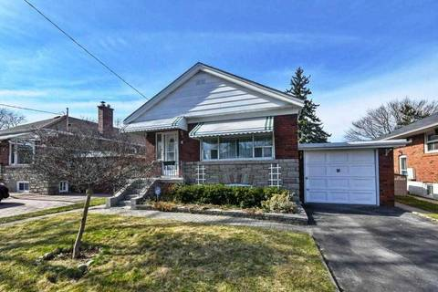 House for sale at 16 Belmore Ave Toronto Ontario - MLS: E4438519