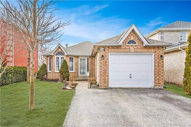 Removed: 16 Black Willow Drive, Barrie, ON - Removed on 2018-05-26 05:51:20