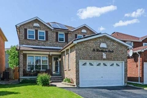 House for sale at 16 Blackmere Circ Brampton Ontario - MLS: W4493562