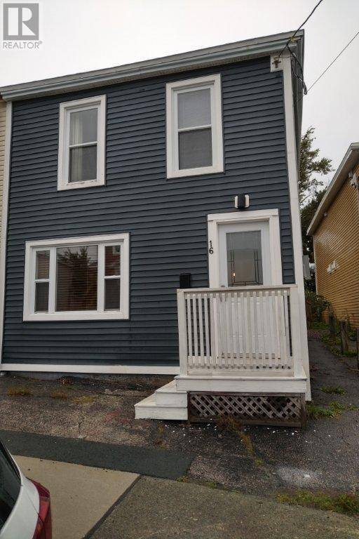 House for sale at 16 Boncloddy St St. John's Newfoundland - MLS: 1211870