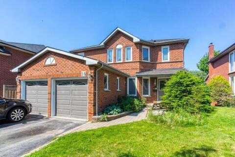 House for sale at 16 Braebrook Dr Whitby Ontario - MLS: E4781486