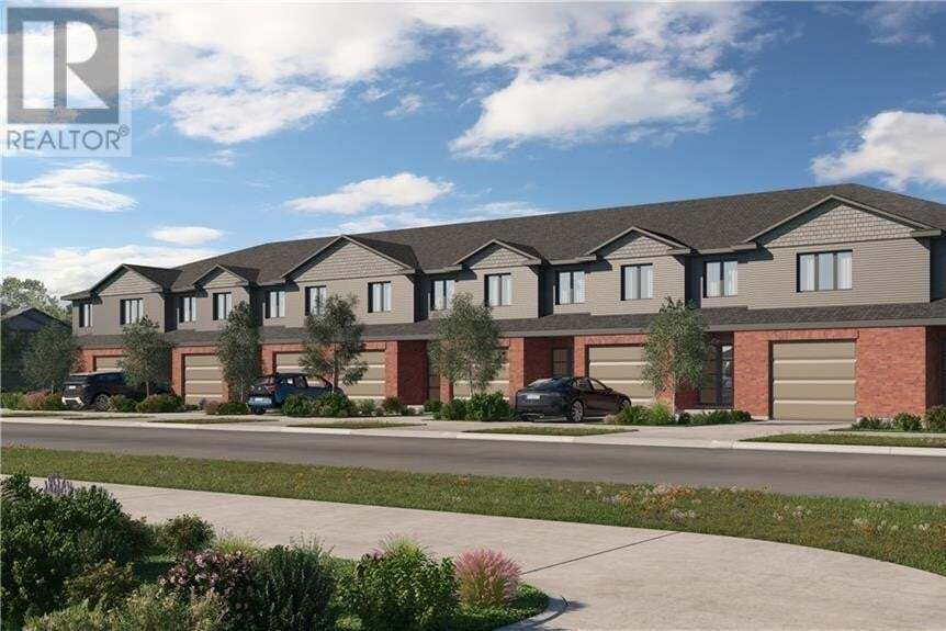 Townhouse for sale at 16 Briarhill Rd Seaforth Ontario - MLS: 30800579