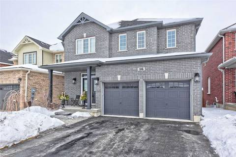 House for sale at 16 Britannic Ln Barrie Ontario - MLS: S4690105