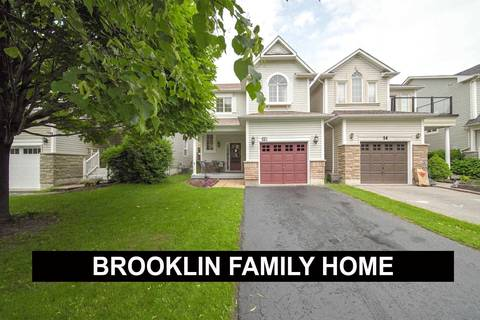 House for sale at 16 Brookvalley Ave Whitby Ontario - MLS: E4494190