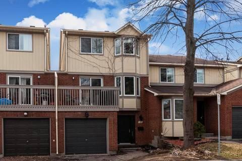 Townhouse for sale at 16 Buckingham Pt Ottawa Ontario - MLS: 1149737