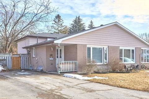 Townhouse for sale at 16 Burbank Pl Barrie Ontario - MLS: S4733804